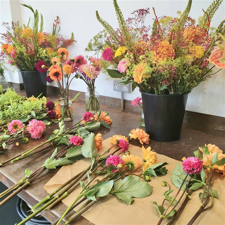 Summer Bouquet Workshops