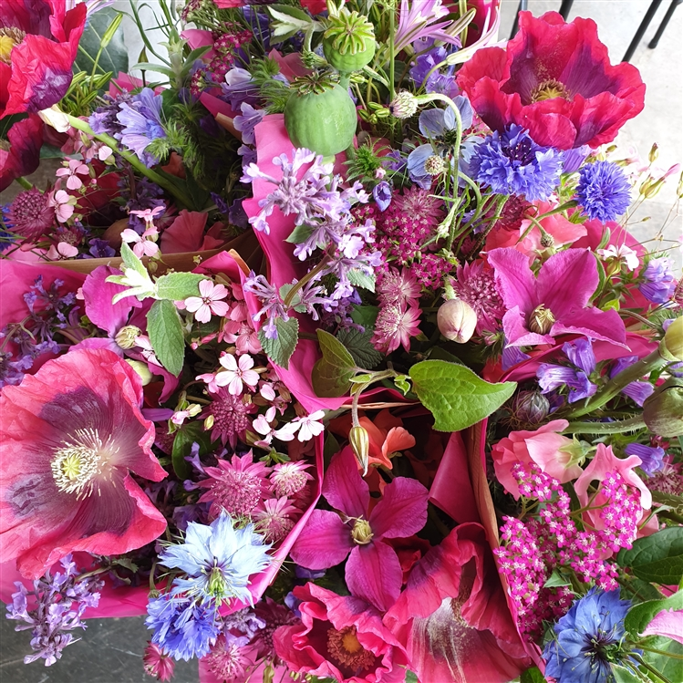 Bouquet Workshop @ Crouch End 11 APRIL