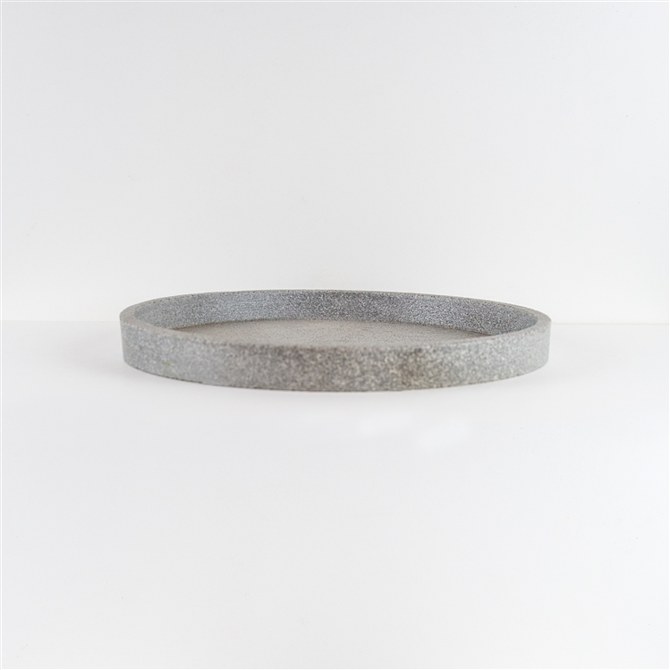Concrete Tray - GREY