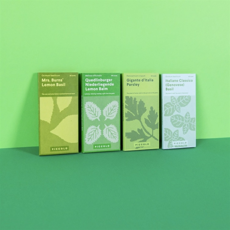 SEED PACKETS - HERB COLLECTION